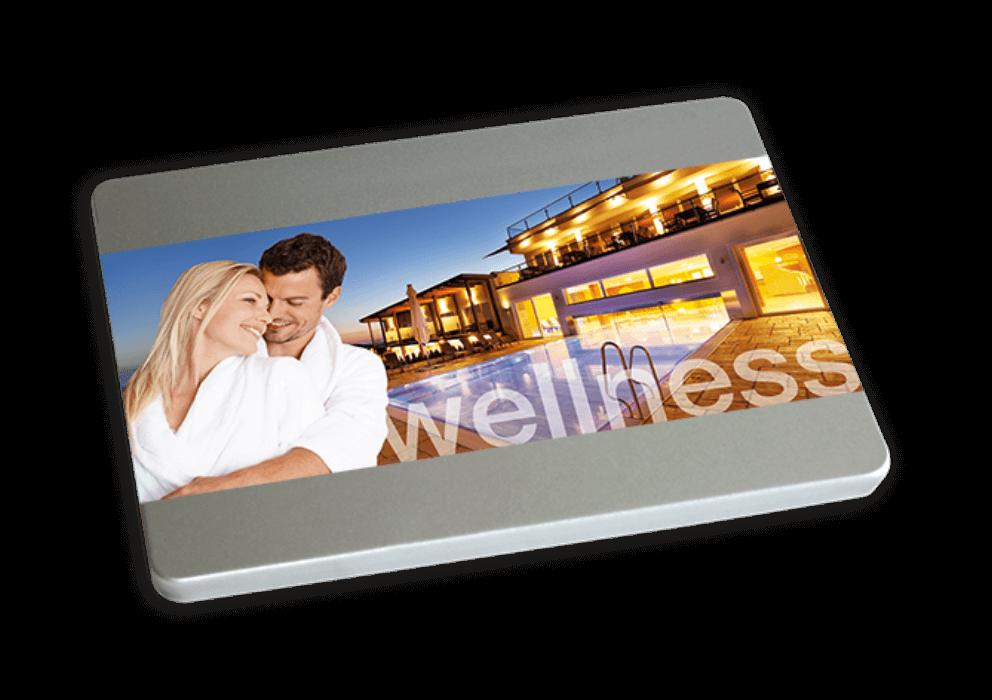 Wellness Metallbox Geschlossen
